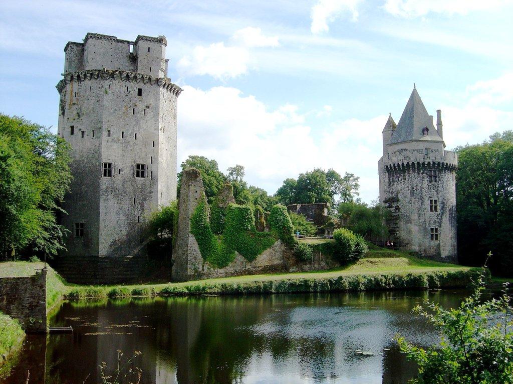 Château de Largoet
