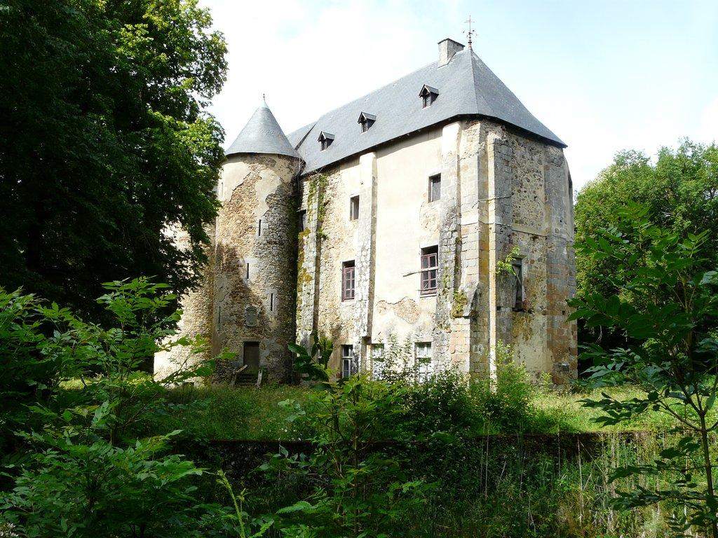 Château de Bazaneix