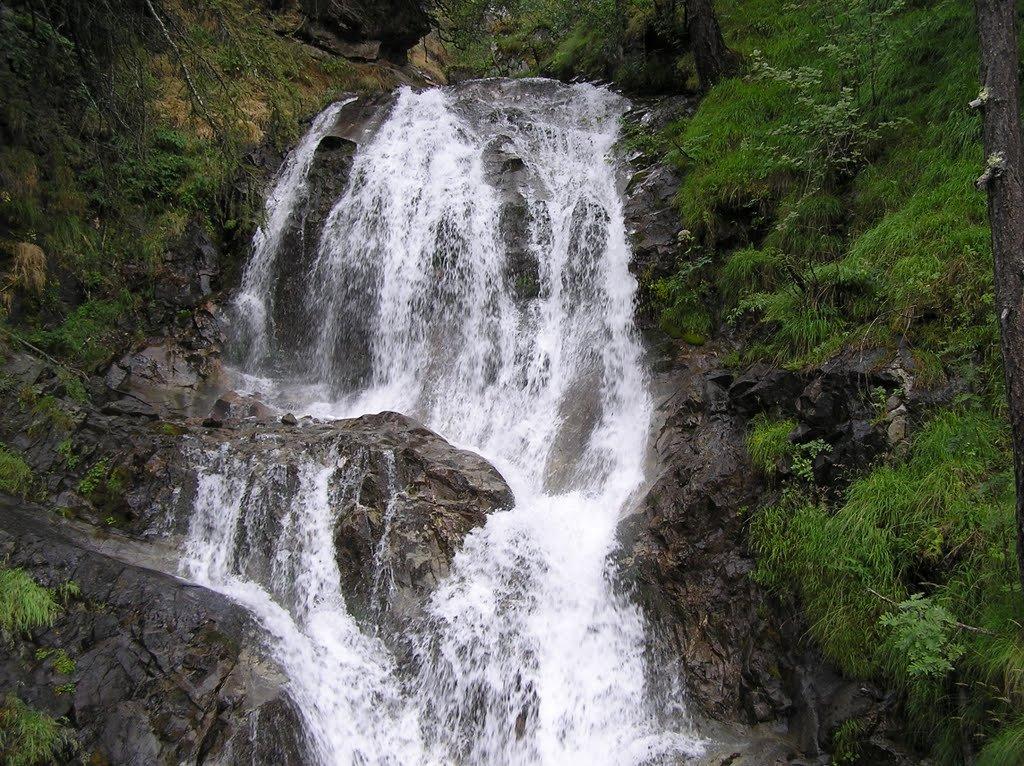 La Cascade de Vens