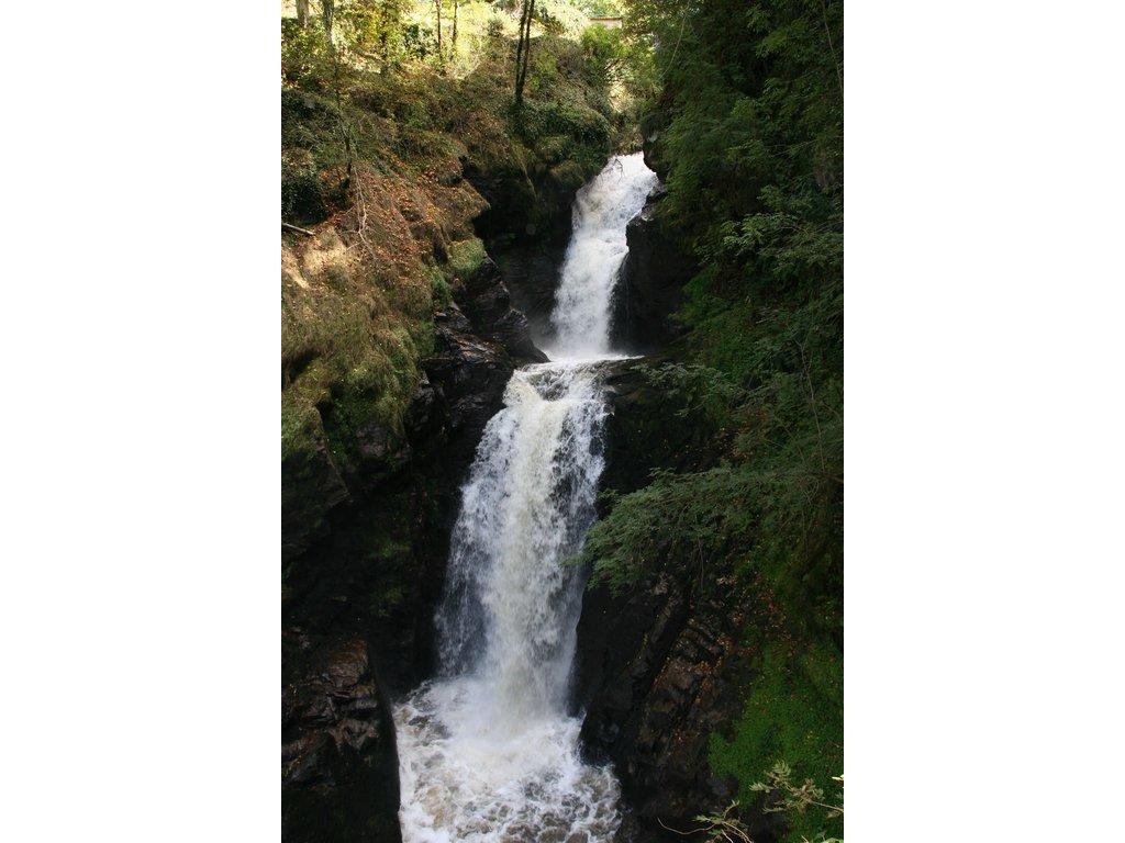 Les cascades de Gimel