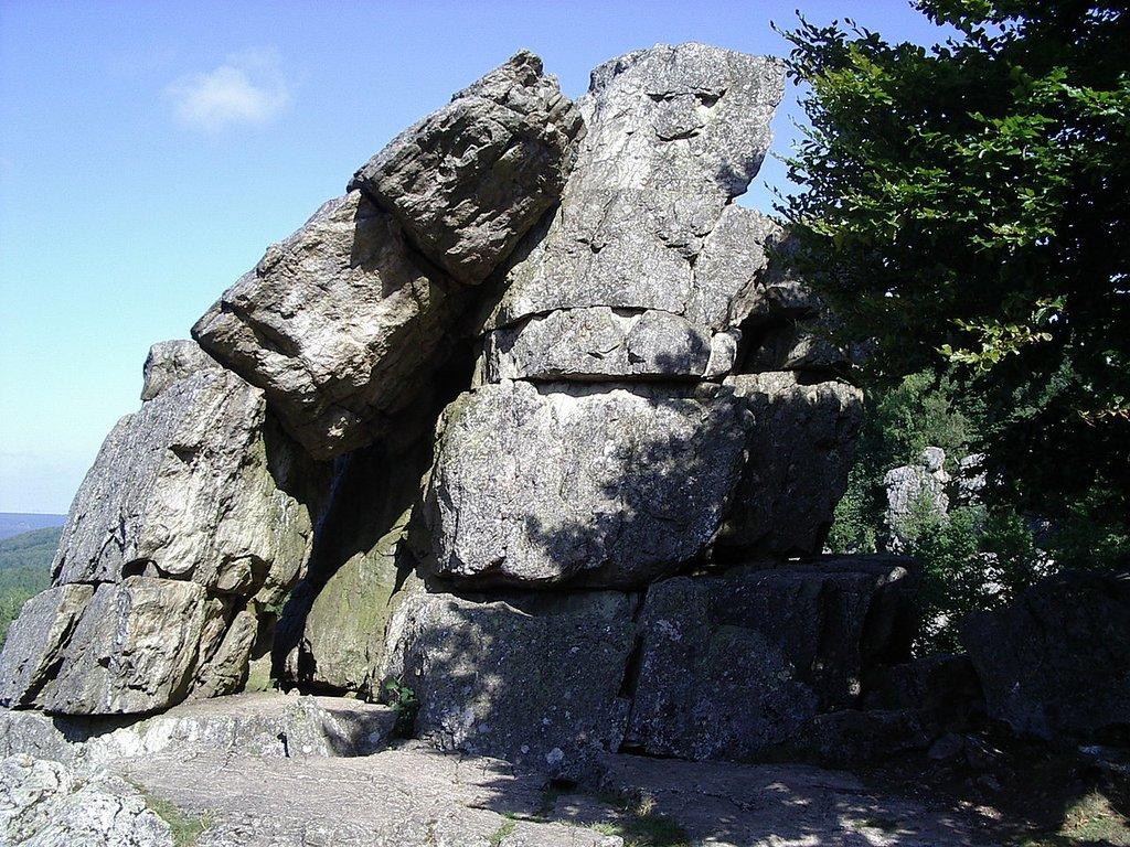 Le Roc de la Tour