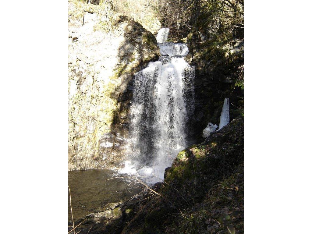 Cascade de Cornillou