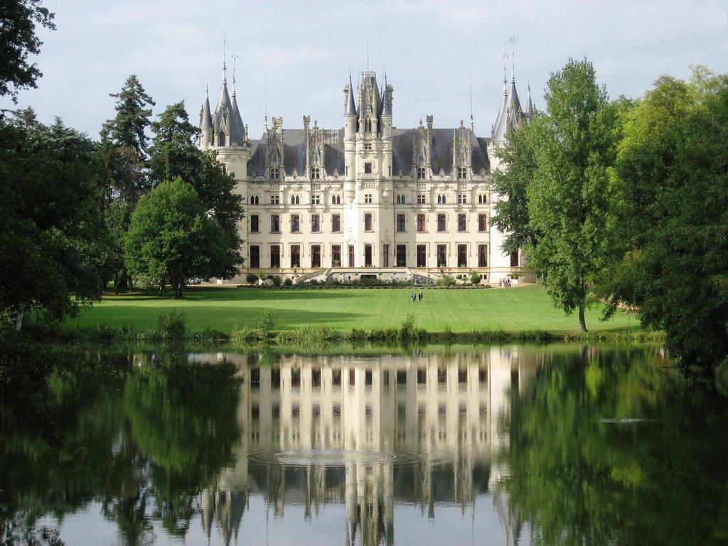 Château de Challain-la-Potherie
