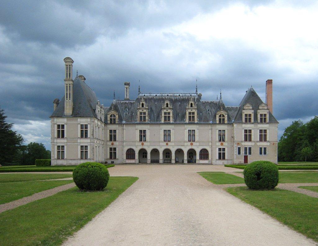 Château de Beauregard à Cellettes