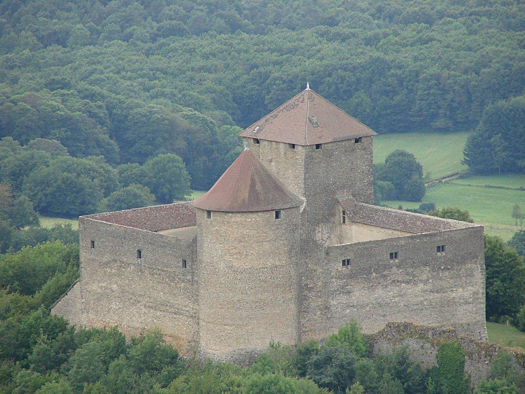 Château des Allymes