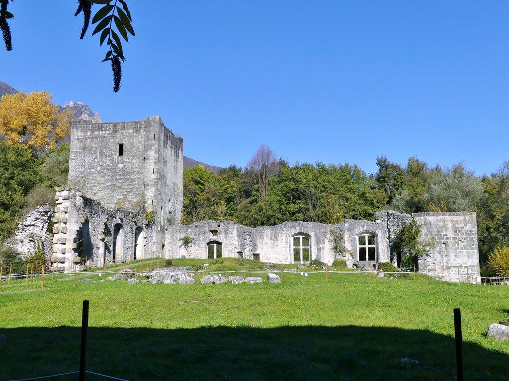 Château Thomas II (ruine)