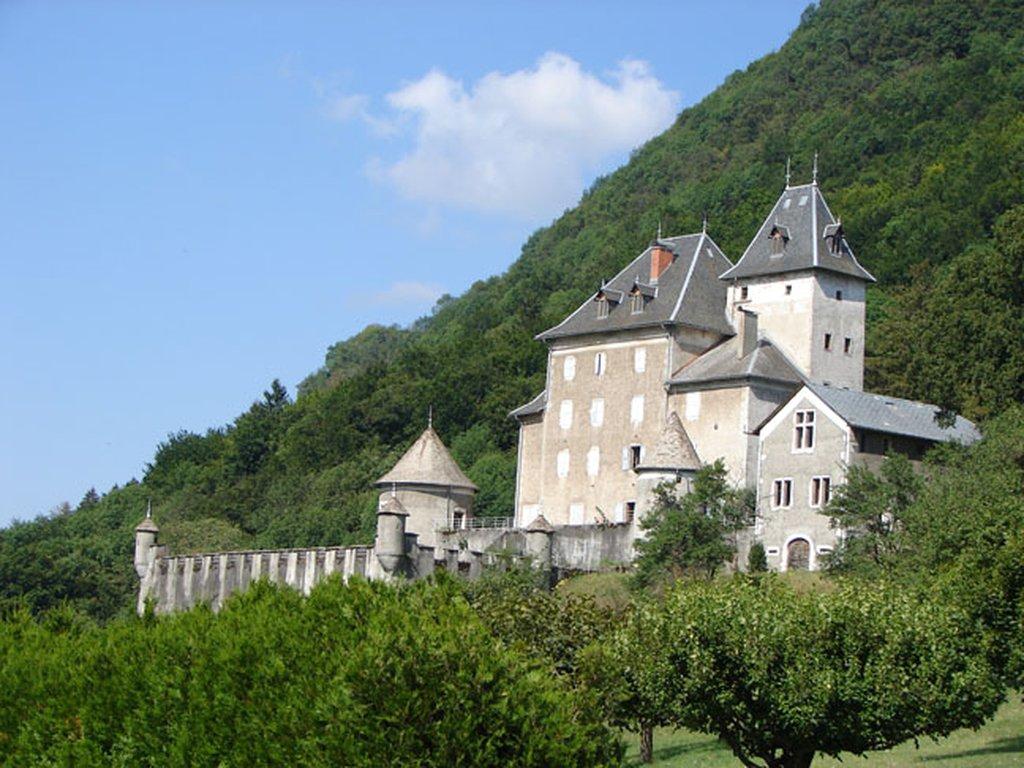 Château de Beauregard à Saint-Jeoire