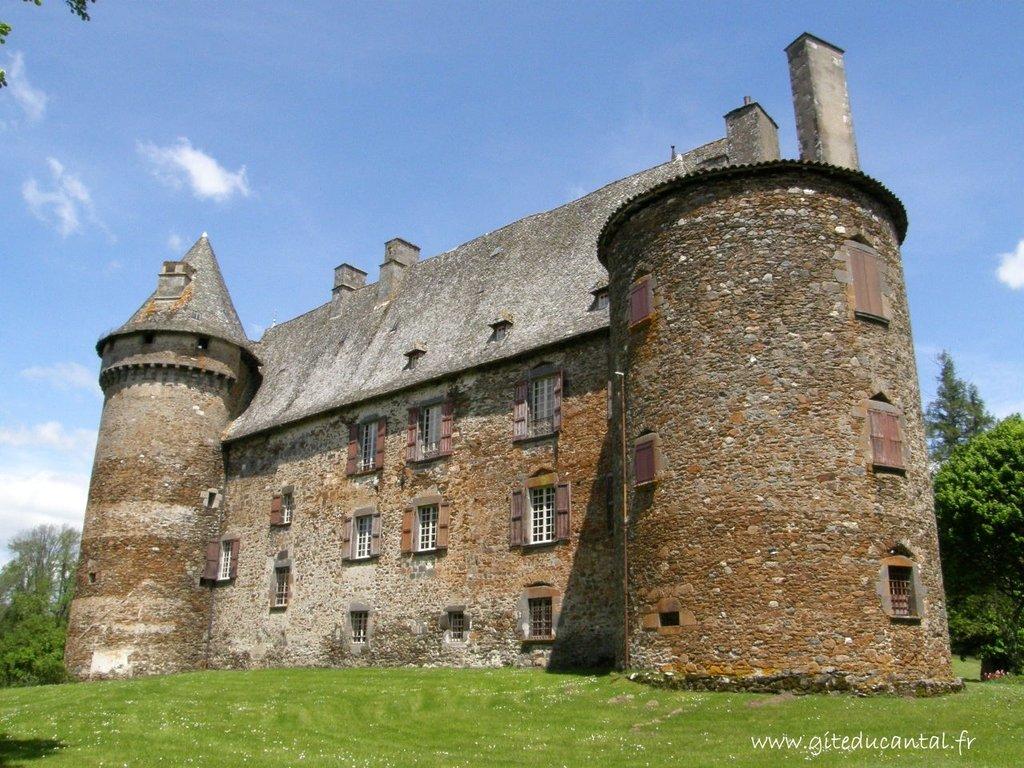 Château de Conros