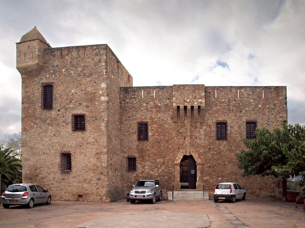 Fort de Matra - Musée d'archéologie d'Aleria