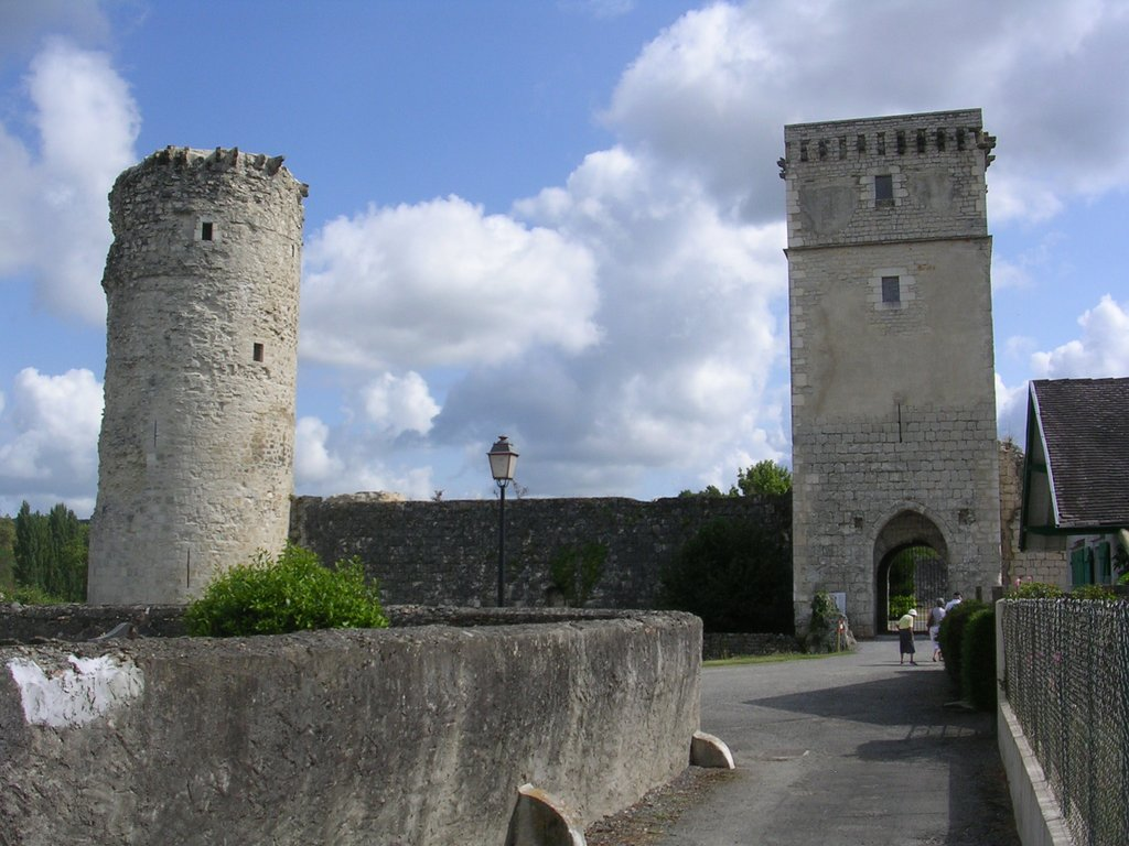Château de Bellocq