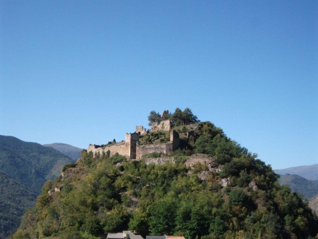 Château de Lordat