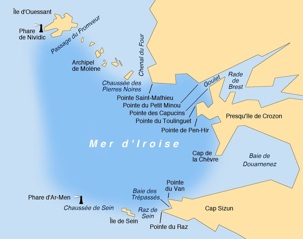 Parc Naturel Marin d'Iroise