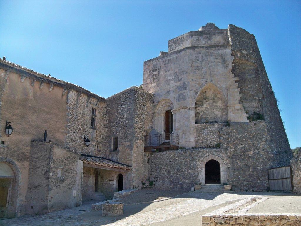 Château de Simiane-la-Rotonde