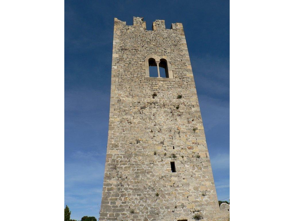 Ruine du Château féodal d'Ollioules