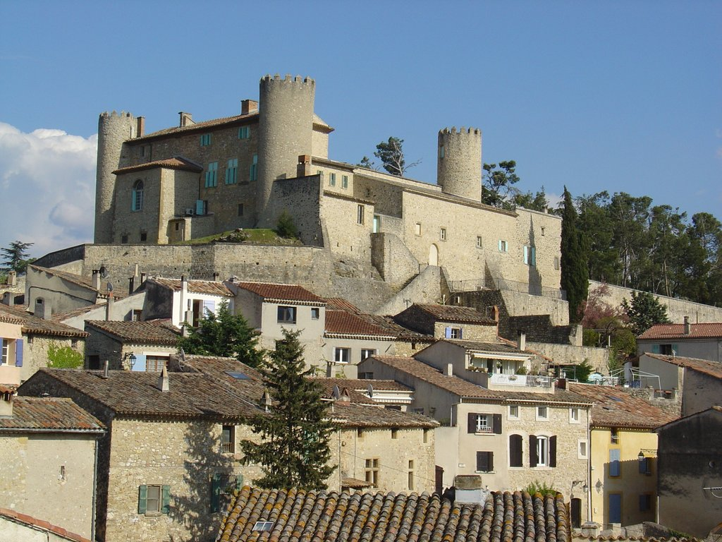 Château de Mirabeau