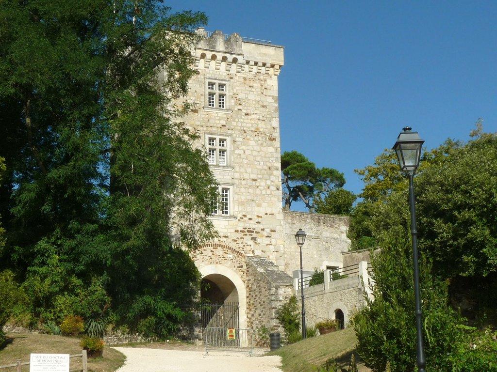 Château de Montendre