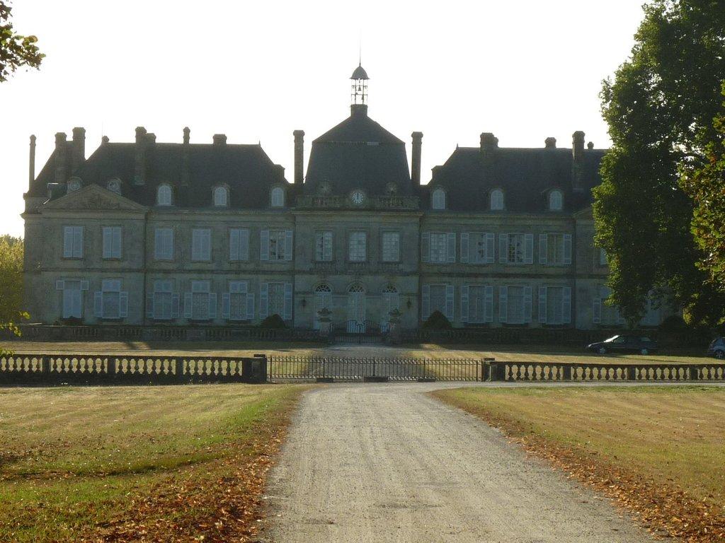 Château de Plassac