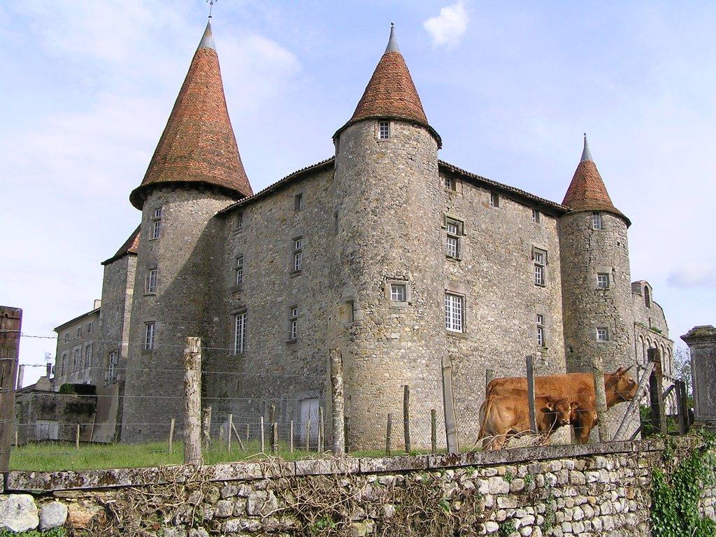 Château de Chillac