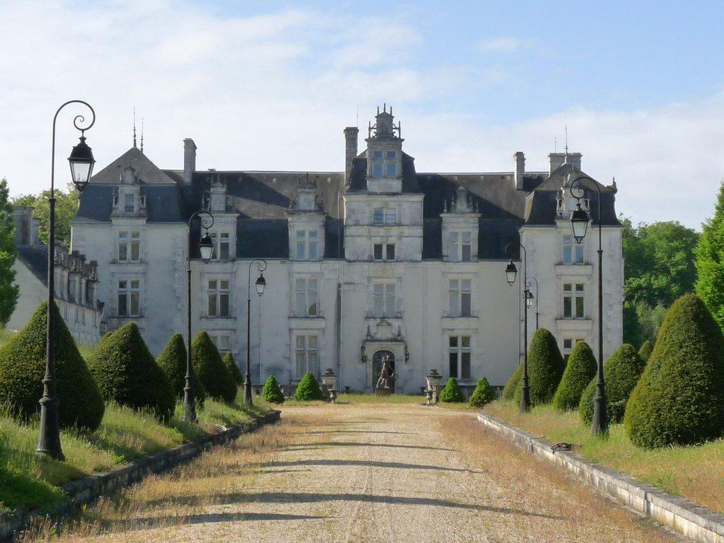 Château de Montchaude
