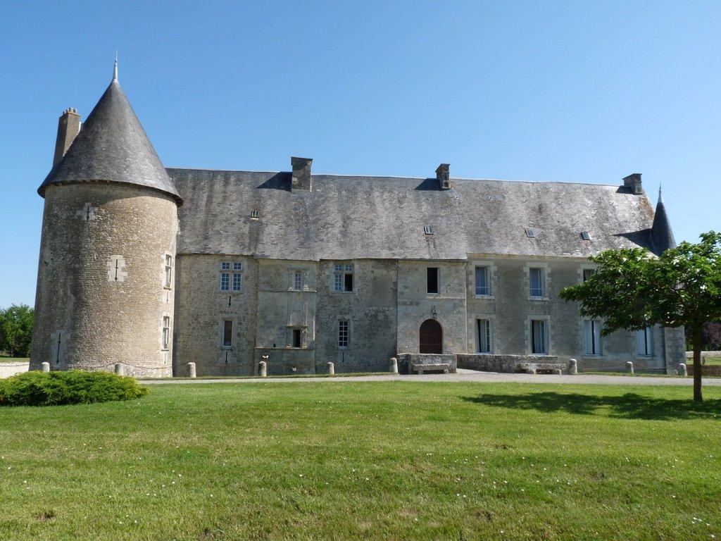 Château de Saveille