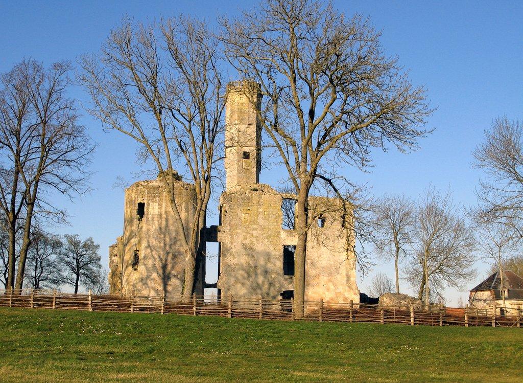 Château de Folleville