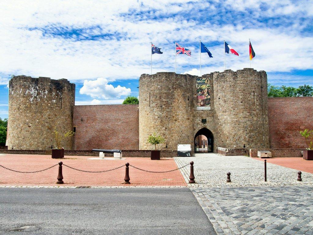 Château de Péronne et le Musée Historial de Péronne