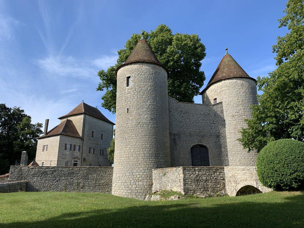 Château d'Andelot