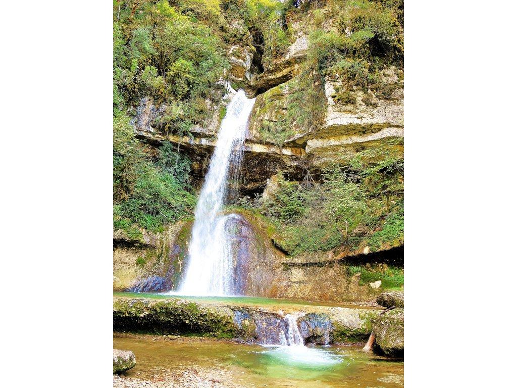 La Cascade du Moulin de Vulvoz