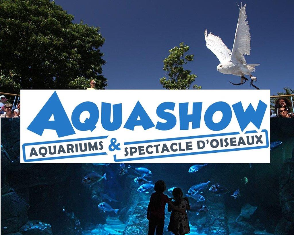 Aquashow - Aquariums et spectacle d'oiseaux