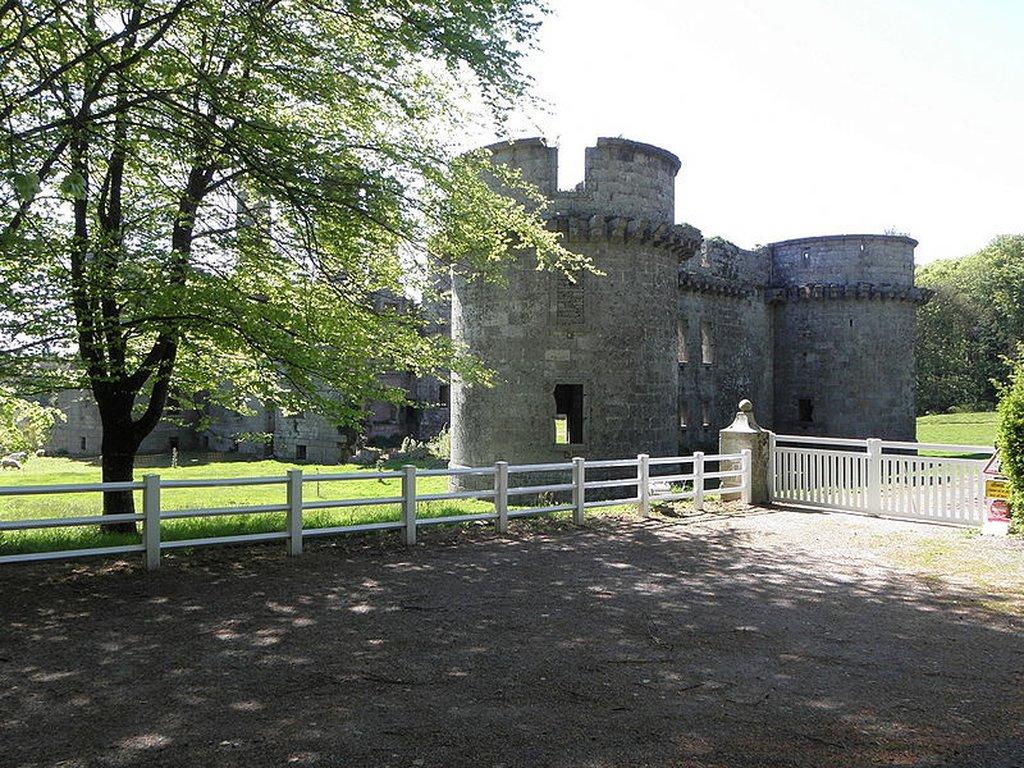 Château de Kergournadeac'h