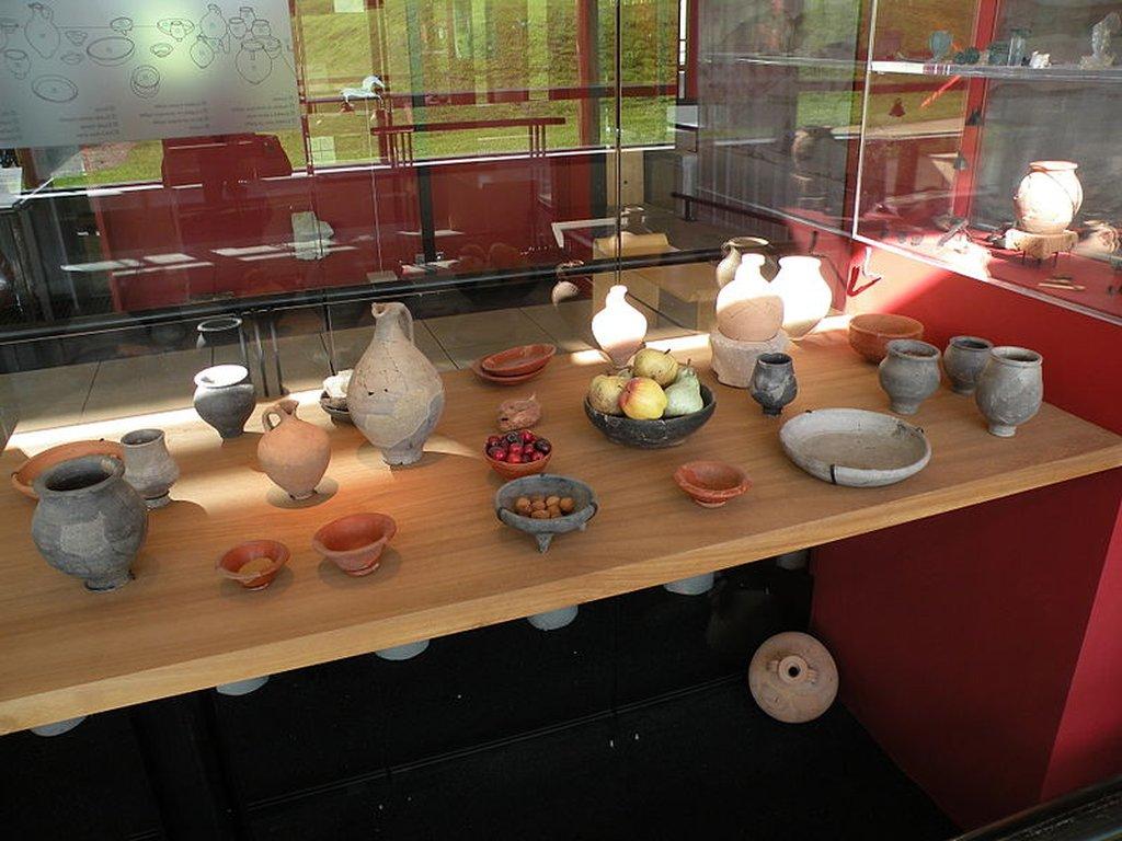 Musée et sites archéologiques de Vieux-la-Romaine