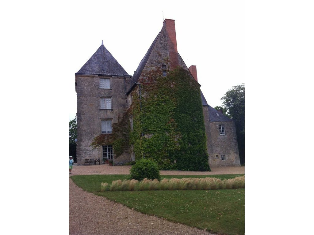 chateau Musée Balzac