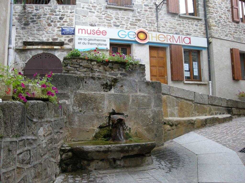 Géothermia - Musée européen de la géothermie et du thermalisme