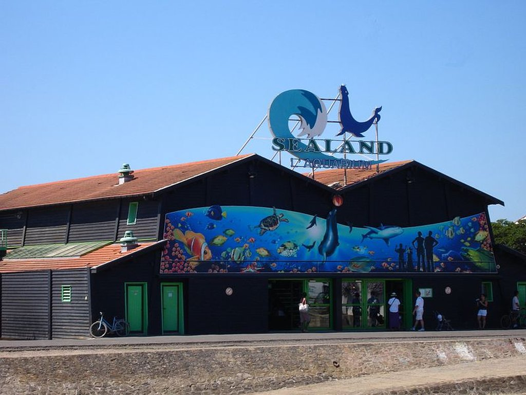 Sealand, l'Aquarium de Noirmoutier