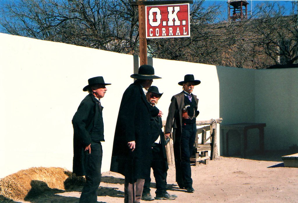 Parc d'attractions : Ok Corral