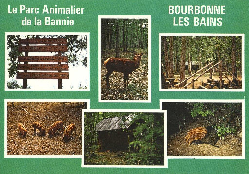 Parc animalier de la Bannie