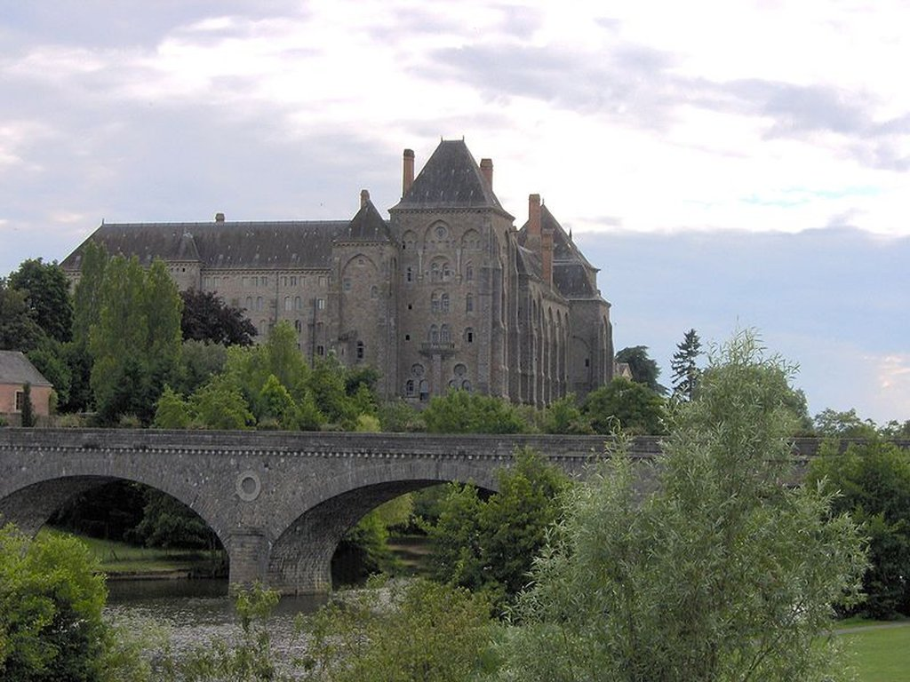 Abbaye Saint-Pierre de Solesmes