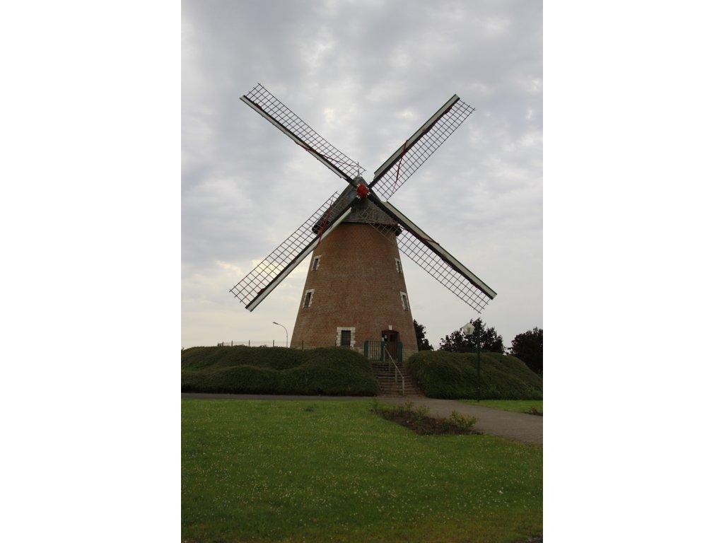 Moulin Hacart (ou la Tourelle) à Achicourt