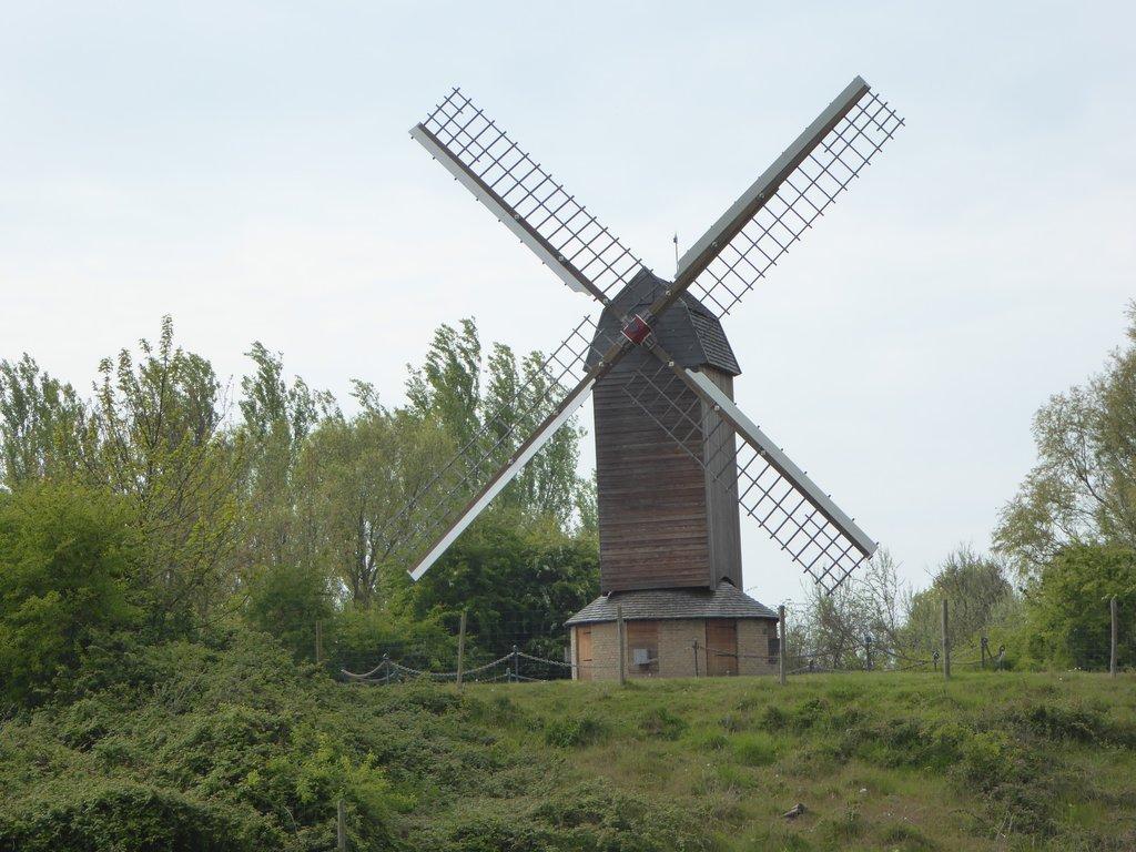 Moulin Lebriez à gravelines