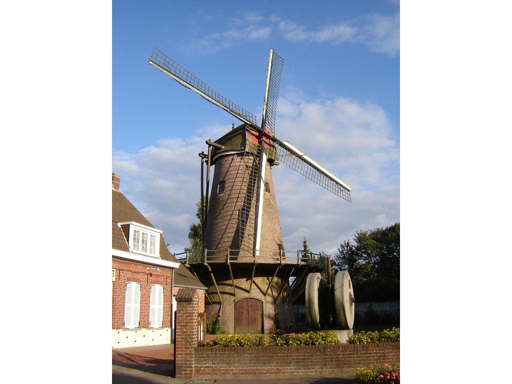 Moulin Hollebeke à Halluin