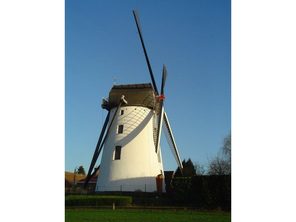 Moulin Blanc à Leers