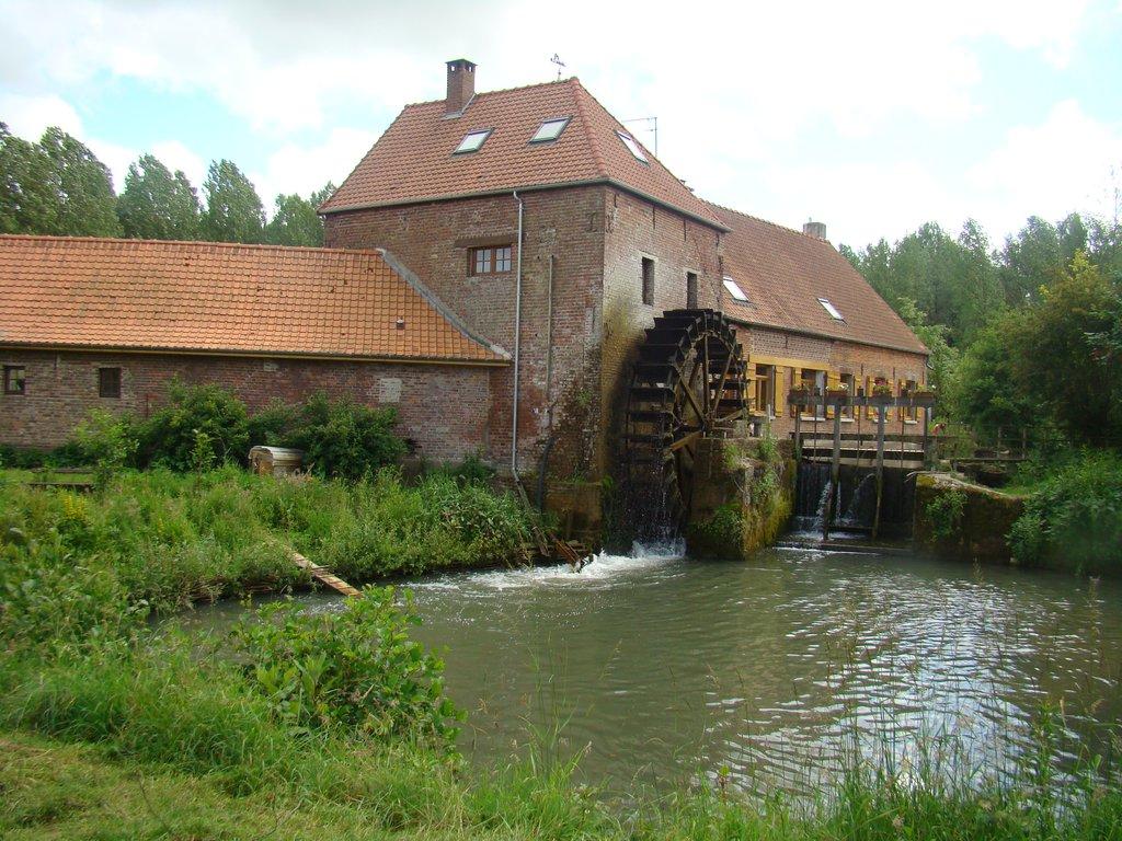 Moulin à eau de Lugy (Boulangerie)