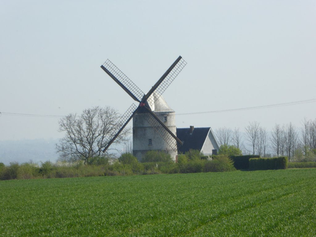 Moulin Debacker ou d'Achille à Moringhem