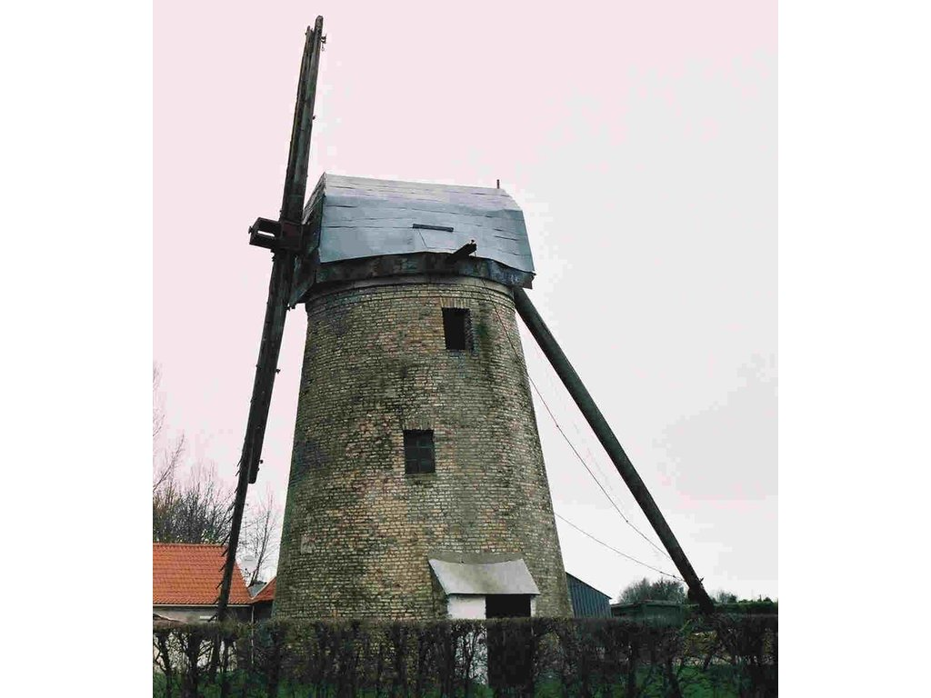 Moulin Lianne à Offekerque