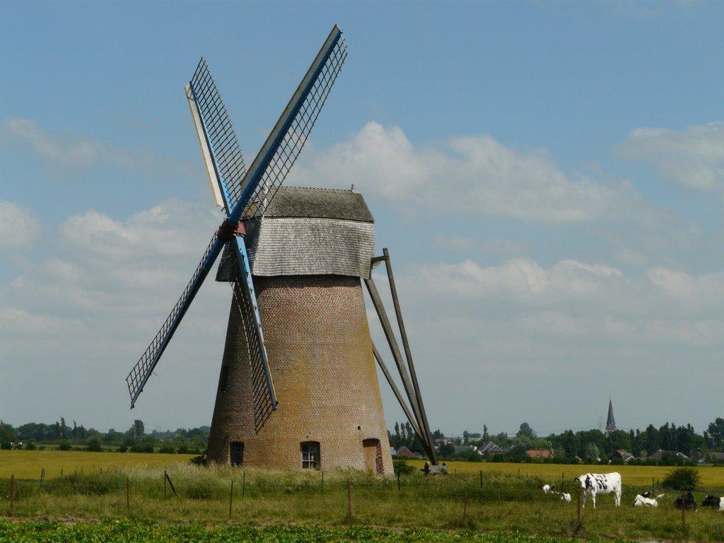Moulin à huile de Saint-Vaast-en-Cambrésis