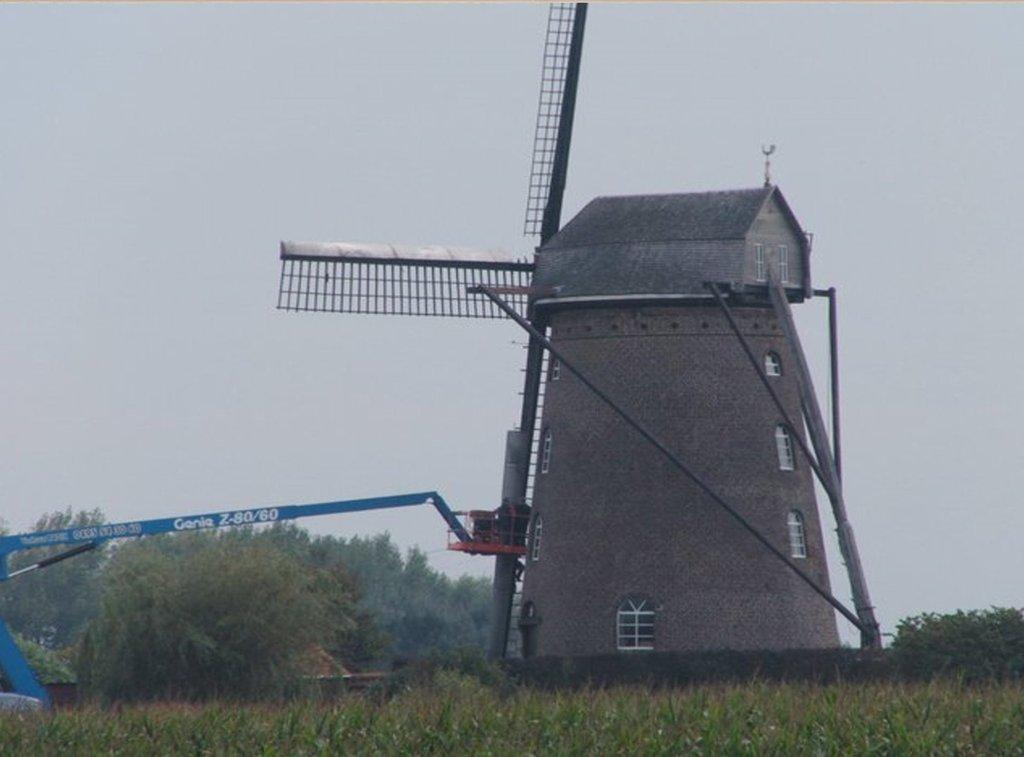 Moulin Steenmeulen à Terdeghem