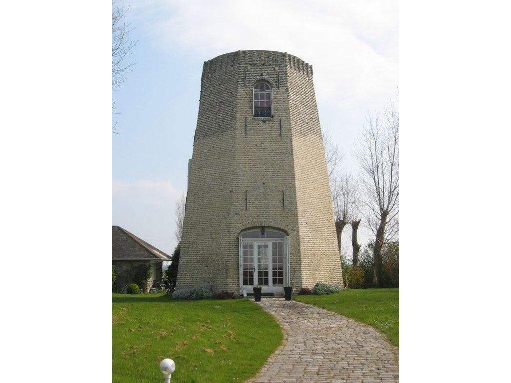 Le moulin du Rhin (Ghyvelde - Moëres)