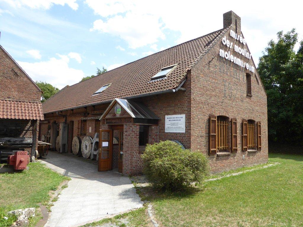 Musée des moulins de Villeneuve-d'Ascq