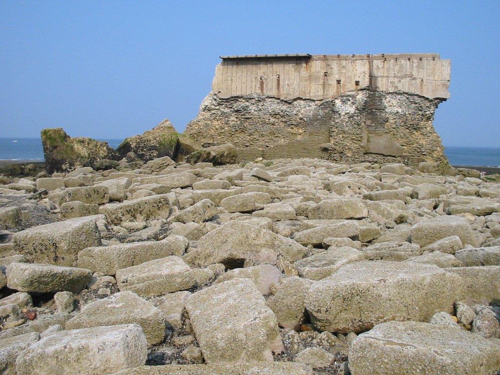 Ruine du Fort de l'Heurt
