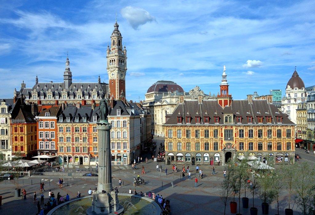 Vielle Bourse de Lille